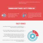 brochure common causes of truck maintenance accidents Queener Law