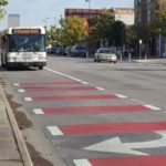 Denver RTD bus Queener Law