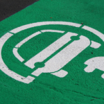 electric car charging station icon Queener Law