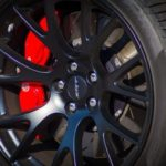 close up of wheel and abs brakes Queener Law